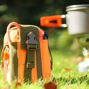 Camping First Aid Kit Bryn Du